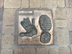 Martin Sheens imprints in Belorado