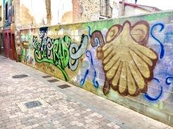 Belorado street art