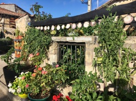 A beautiful garden house in Ages
